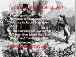 the duel hamilton vs burr