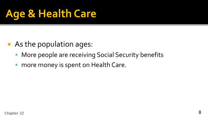 Age & Health Care