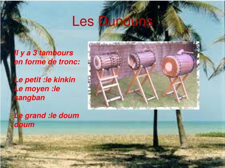 Les Dunduns