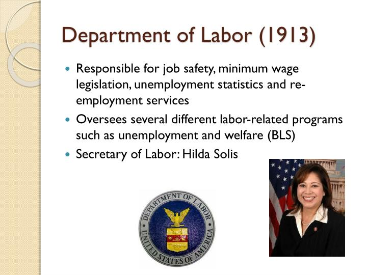 Department of Labor (1913)