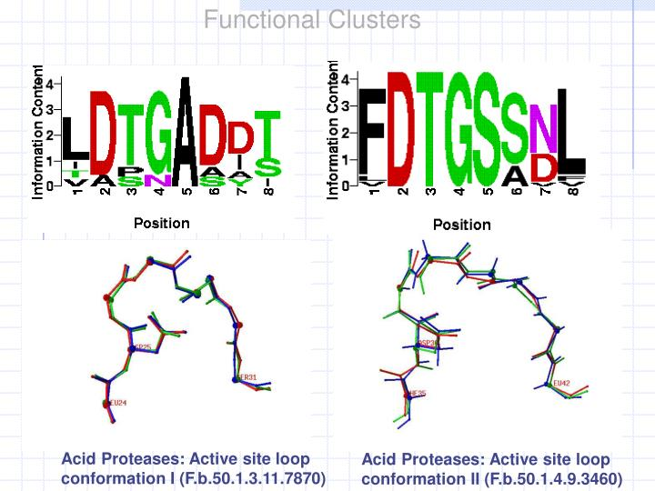 Functional Clusters