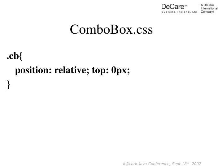 ComboBox.css