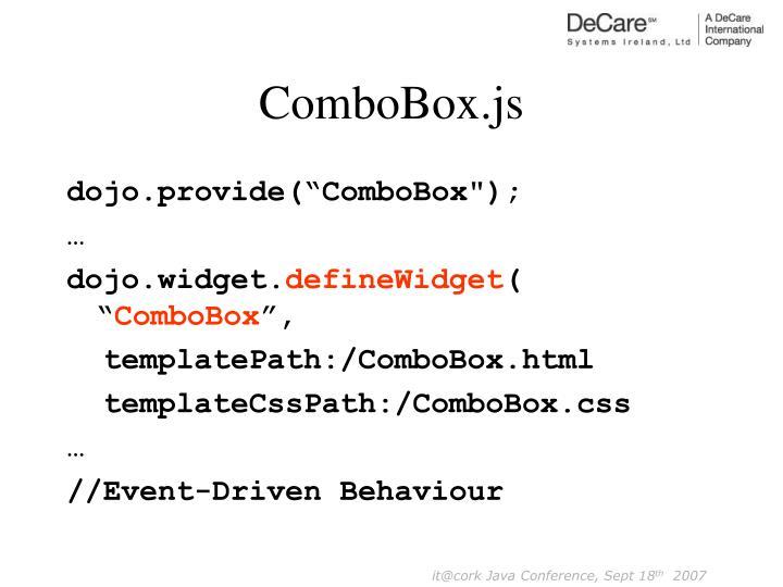 ComboBox.js