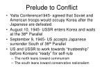 prelude to conflict1