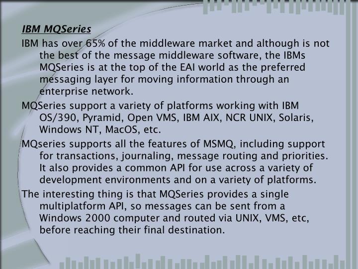 IBM MQSeries
