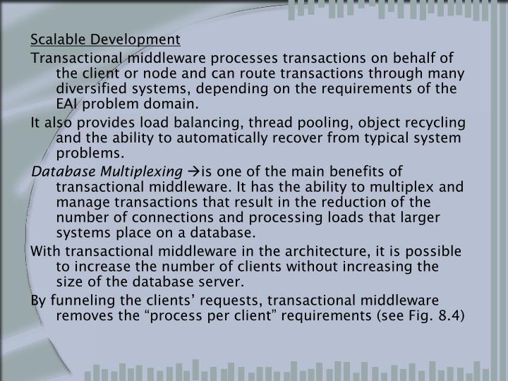 Scalable Development