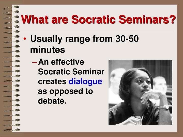 What are Socratic Seminars?