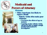 medicaid and powers of attorney5