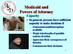 medicaid and powers of attorney9