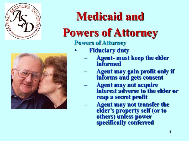 Medicaid and