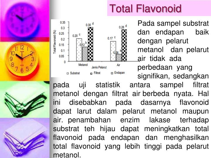 Total Flavonoid