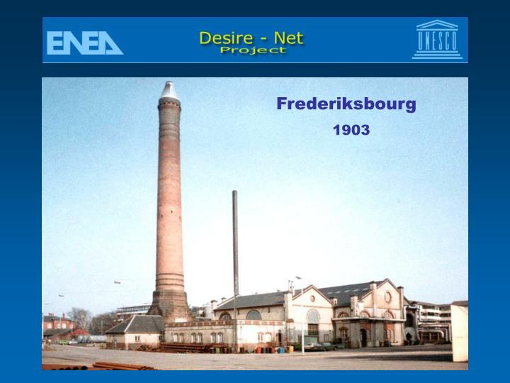 Frederiksbourg