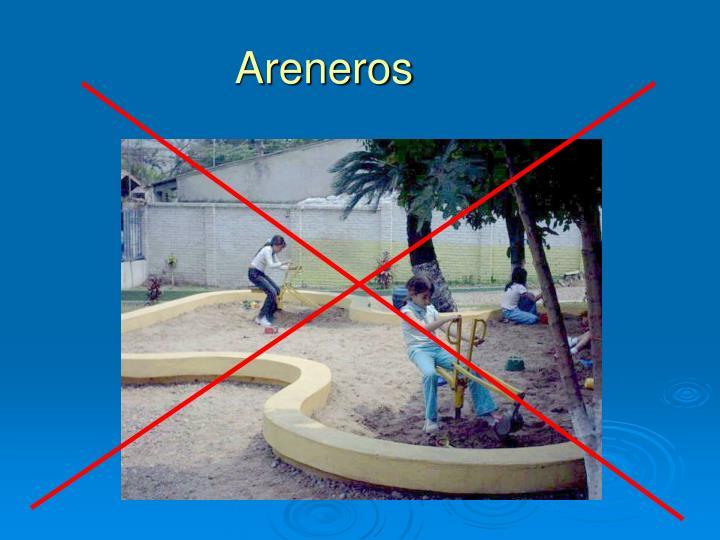Areneros