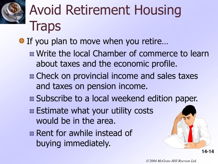 Avoid Retirement Housing Traps