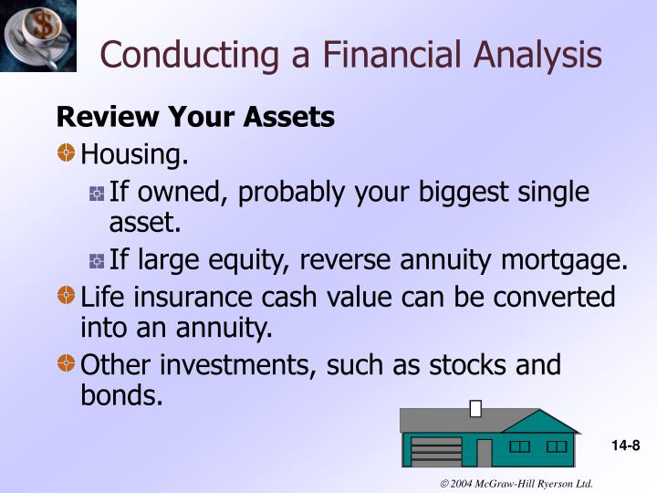 Conducting a Financial Analysis