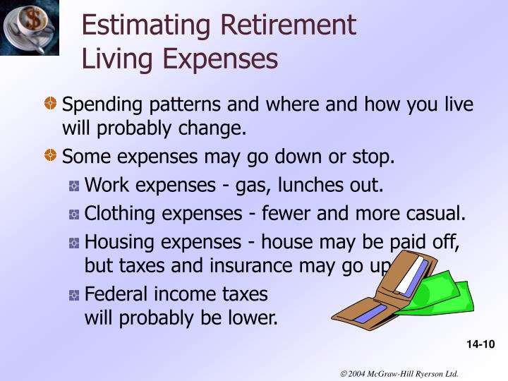 Estimating Retirement