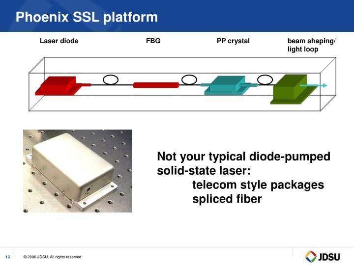 Phoenix SSL platform
