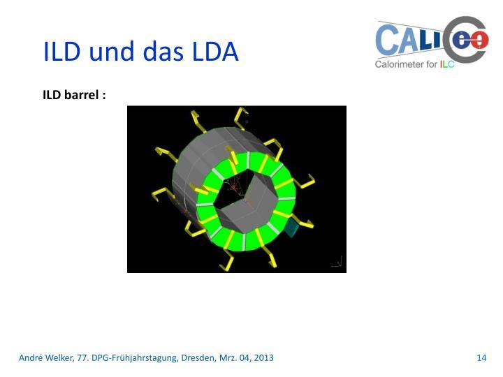 ILD barrel :