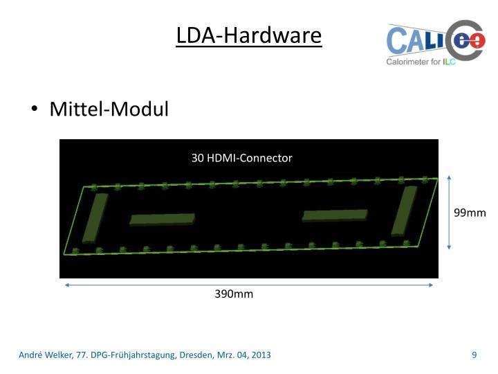 LDA-Hardware