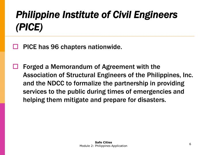 Philippine Institute of Civil Engineers (PICE)