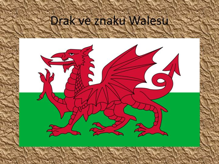 Drak ve znaku Walesu