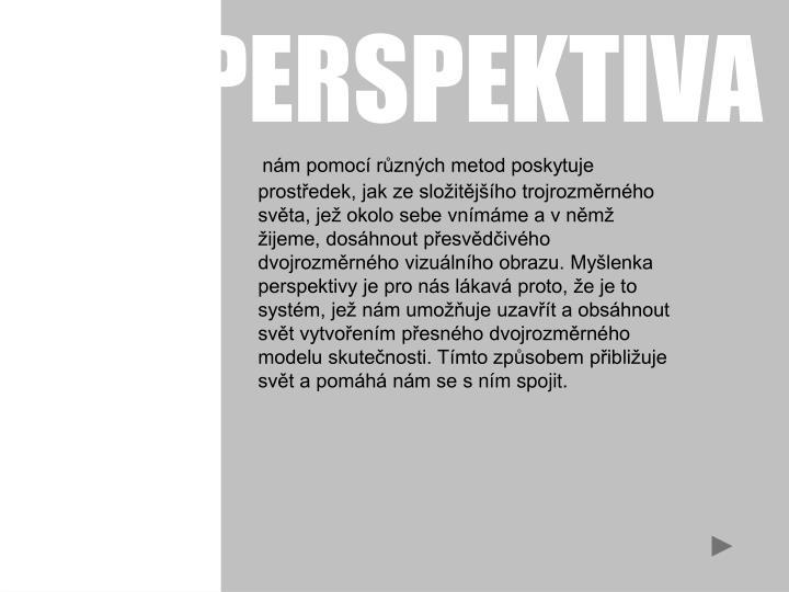 PERSPEKTIVA