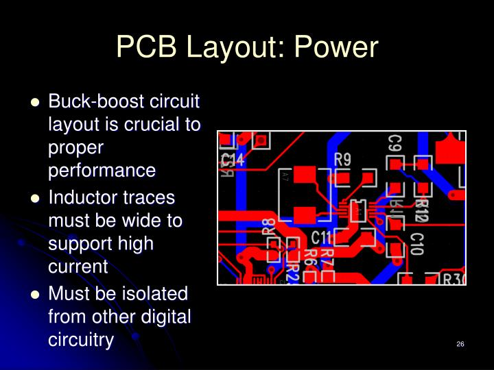 PCB Layout: Power