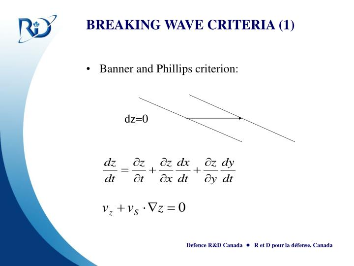 BREAKING WAVE CRITERIA (1)