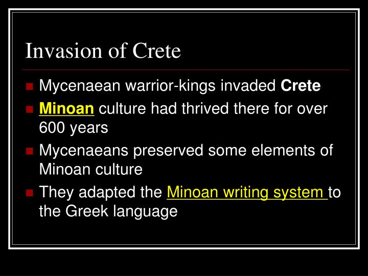 Invasion of Crete