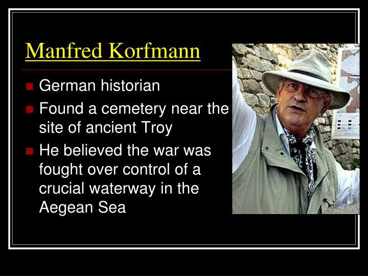 Manfred Korfmann