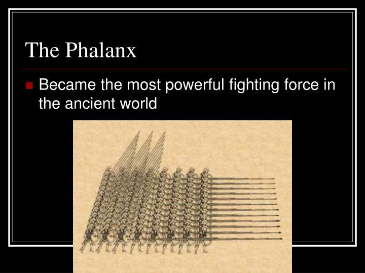 The Phalanx