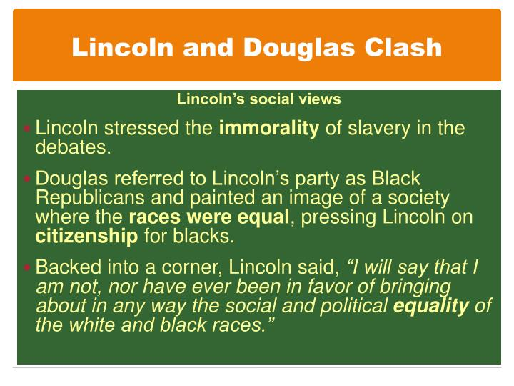 Ppt The Crisis Deepens The Dred Scott Decision And