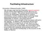 facilitating infrastructure2