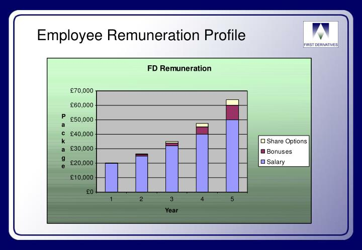 Employee Remuneration Profile