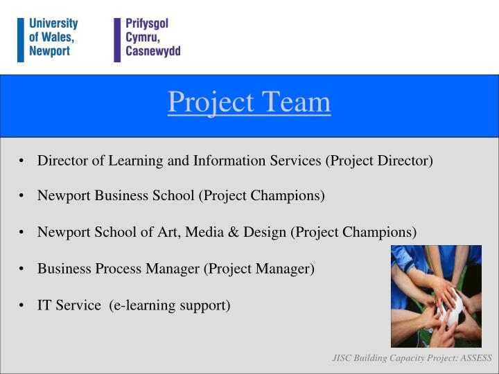 Project Team