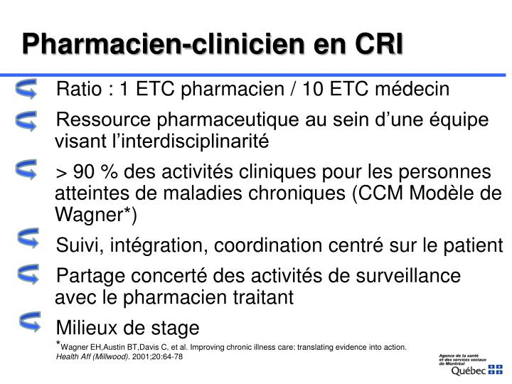 Pharmacien-clinicien