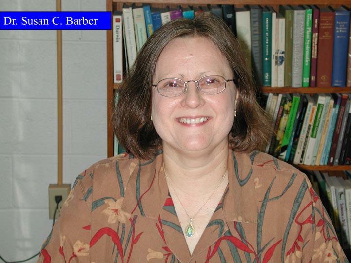 Dr. Susan C. Barber