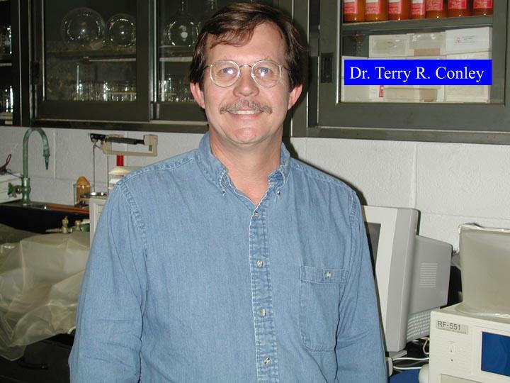 Dr. Terry R. Conley