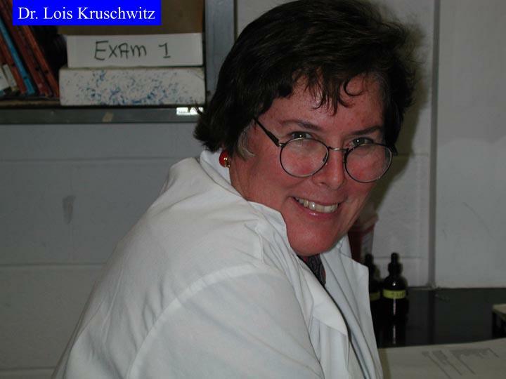 Dr. Lois Kruschwitz