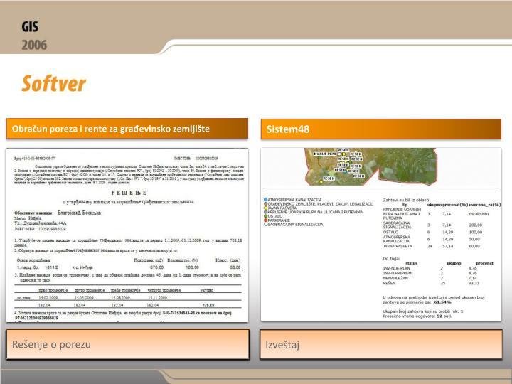 Obračun poreza i rente za građevinsko zemljište
