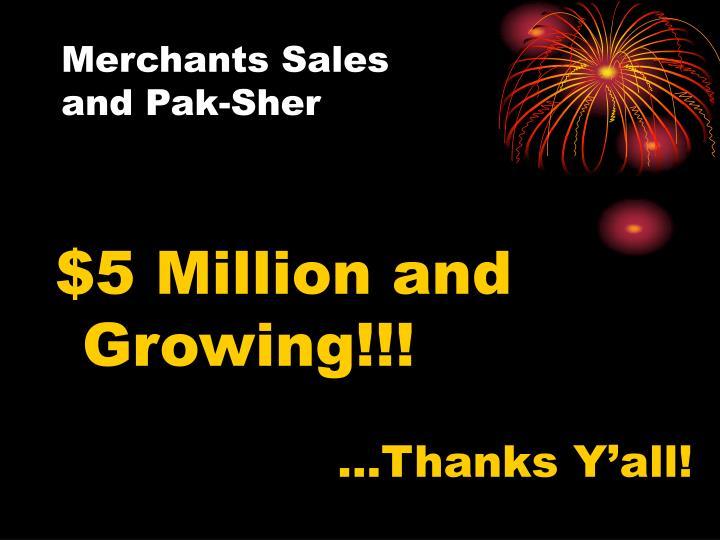 Merchants Sales