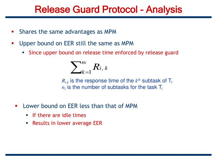 Release Guard Protocol - Analysis