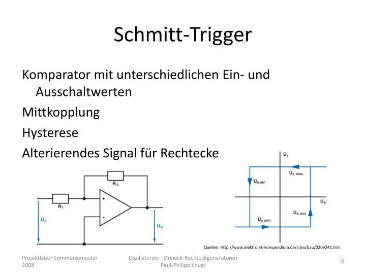 Schmitt-Trigger