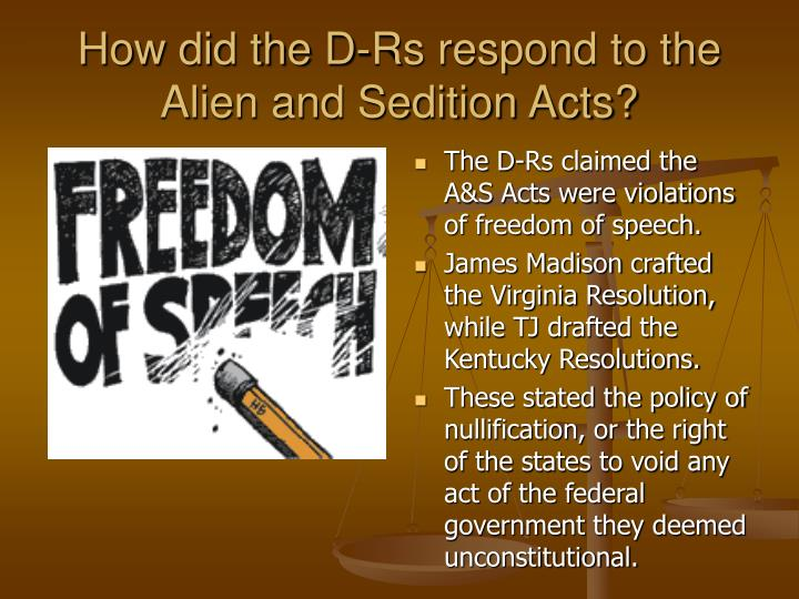 PPT - Why was the Judiciary Act of 1789 important ...