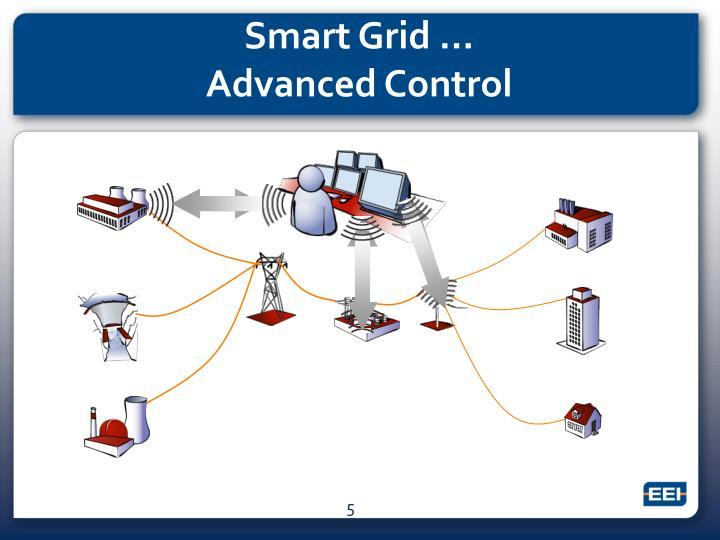 Smart Grid …