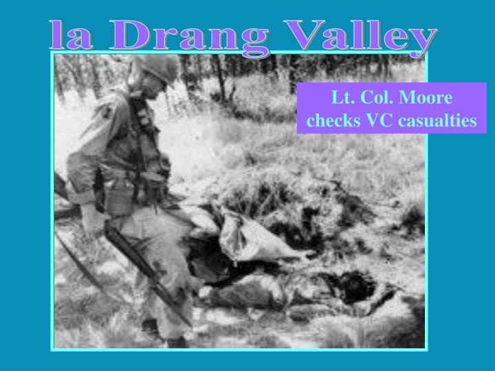 la Drang Valley