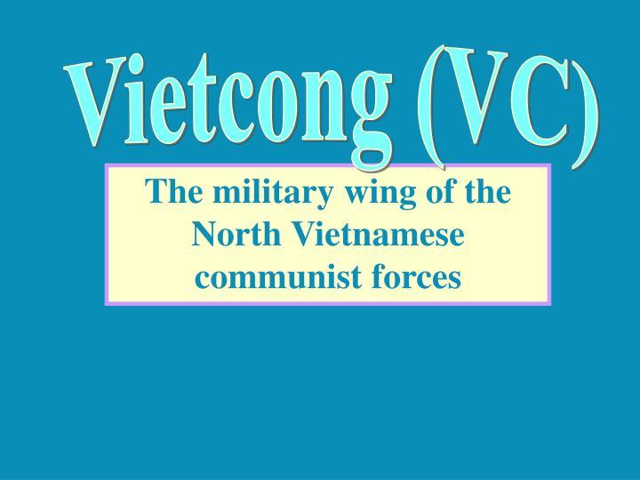 Vietcong (VC)