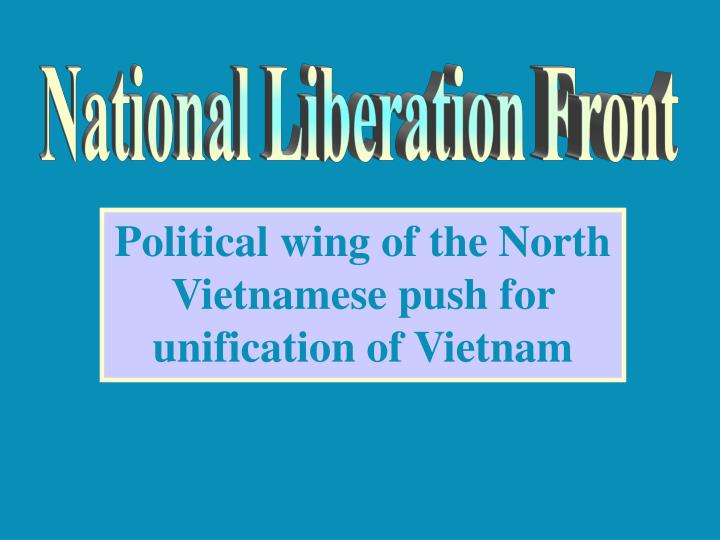 National Liberation Front