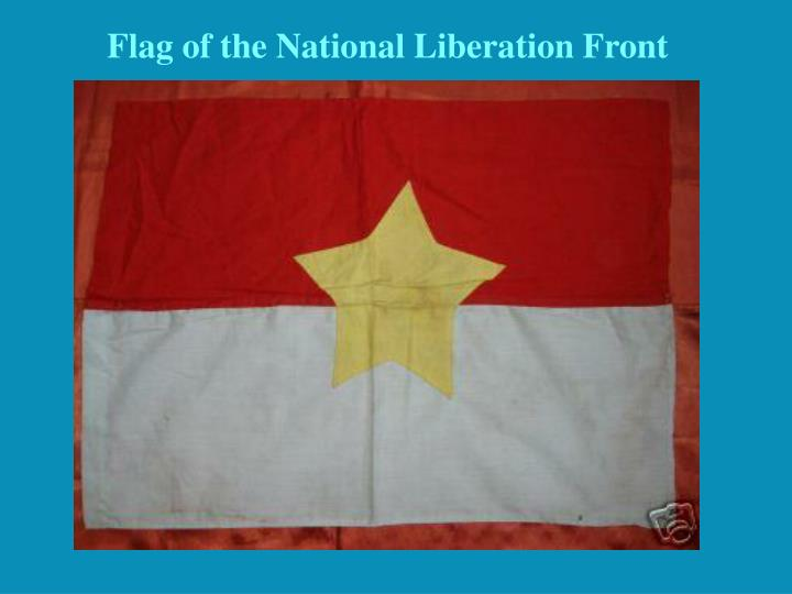 Flag of the National Liberation Front