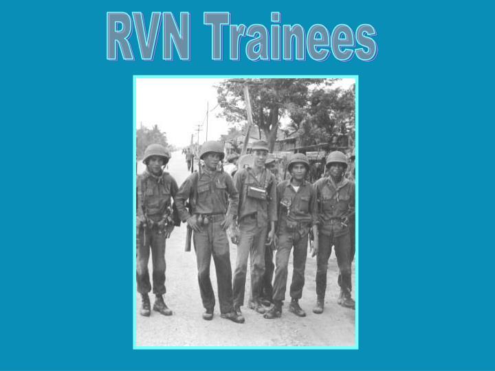 RVN Trainees